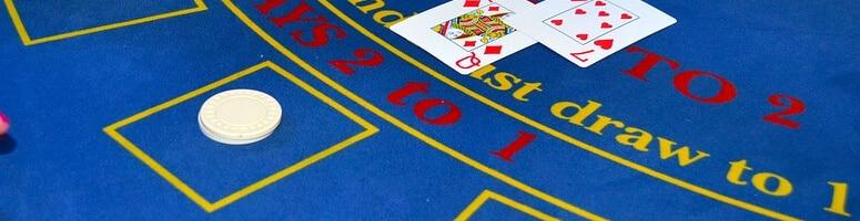 På landbaserade Casino Cosmopol kan du spela Black Jack