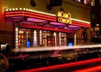 Om Casino Cosmopol i Stockholm
