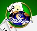 Europeisk Black Jack - regler