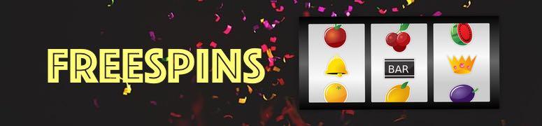 Freespins - vår guide till onlinecasinon och flest gratis snurr