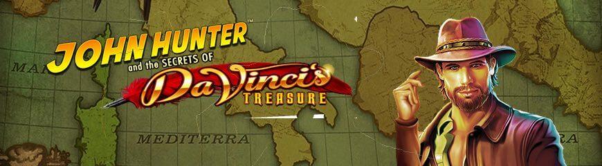 John Hunter and Da Vinci'c treasure