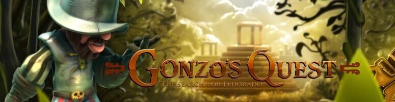 Gonzos Quest - en slot från NetEnt