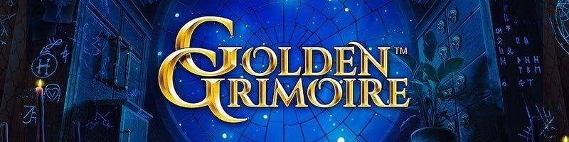 Golden Grimoire slot från NetEnt