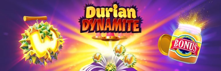 Durian Dynamite slot från Quickspin gaming