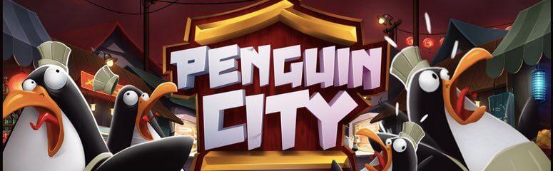 Penguin City Yggdrasil