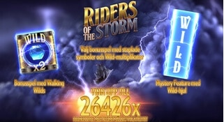 Rders of the storms Thunderkick