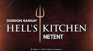 Hells kitchen slot från NetEnt