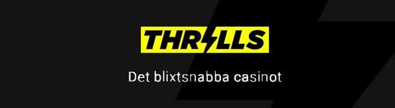 Blixtsnabba Thrills casino