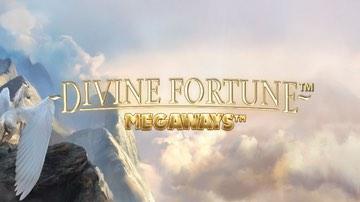 Divine Fortune Megaways slot från NetEnt