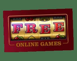 Slot med gratissnurr i vinst