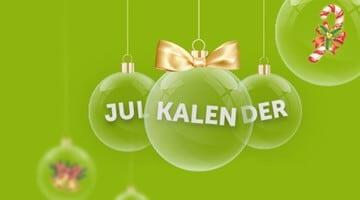 Ta del av ComeOn casinos julerbjudande. Höjd RTP och fler jackpottar